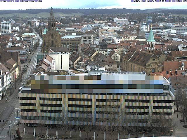 Heilbronn Skyline, East